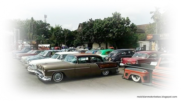 Hotrodiningrat, a Community for Classic American Auto & Car Lovers