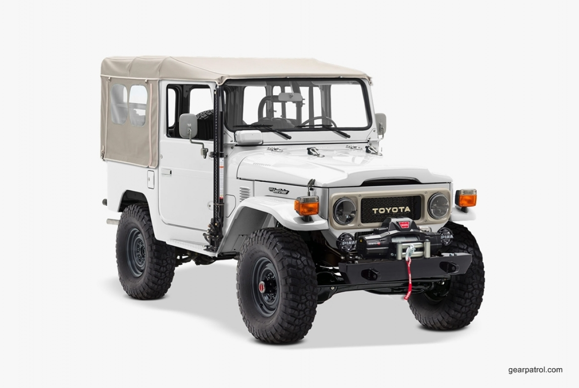 Toyota Land Cruiser 40 Series