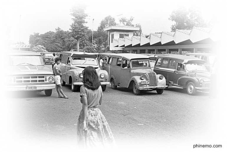 The History of Oplet, Classic Auto & Car in Indonesia