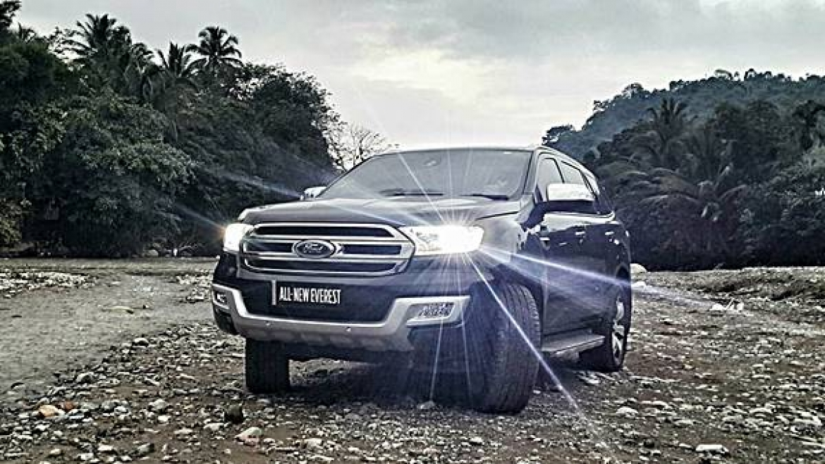 Ford Everest And Ranger Club Indonesia (FERCI)