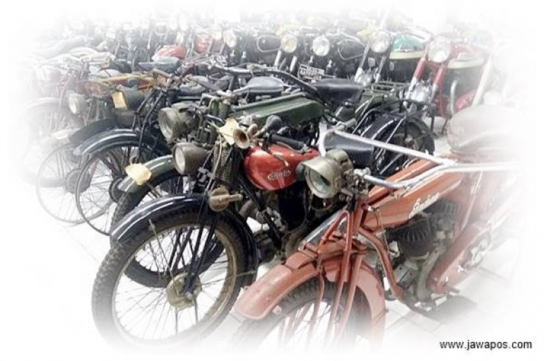 Merpati Motor Museum An Effort to Save The Existence of Classic Motorcycles in Indonesia